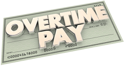 Overtime Paycheck